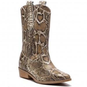 7ef8581857 Magasított cipő L37 - On The Rocks SS79 Barna