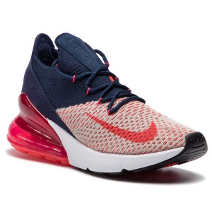 Cipő NIKE - Air Max 270 Flyknit AH6803 200 Moon Particle Red Orbit fc245749e