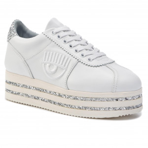 63524941d9 Sportcipő CHIARA FERRAGNI CF2335 White