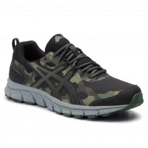 75be52413d Cipő ASICS - Gel-Scram 4 1011A045 Black/Irvine 002