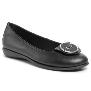 Lords SAGAN 3705 Czarny Lakier Lords cipők Félcipő