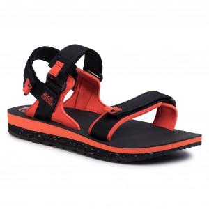 Szandál SALOMON Tech Sandal 409147 20 M0 India inkBlack