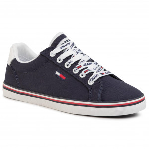 Teniszcipő VANS Old Skool VN0A38HBVI71 (Logo Pop) Black