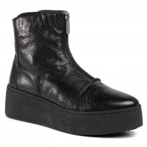 Magasított cipő GINO ROSSI - Savona DBH943-BJ2-E1SS-9900-0 99 - Bokacsizmák - Csizmák és egyebek - Női