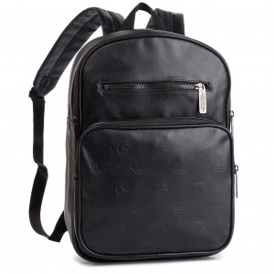 Hátizsák adidas - Backpack M DV2417 Black 4afdf47aed