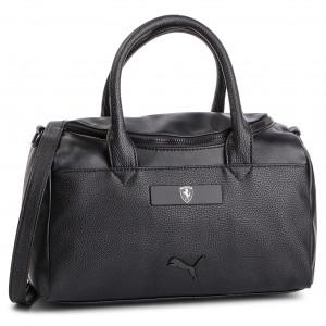 c9cbb980a2e7 Táska PUMA - Sf Ls Handbag 075862 Puma Black 01