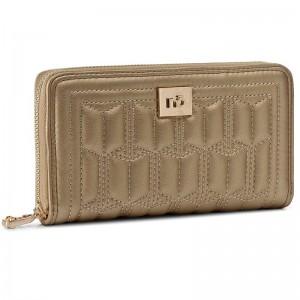 0a8decc487 Nagy női pénztárca CARRA - PC-26/3 Arany - Női pénztárcák ...