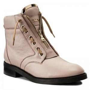 Magasított cipő CARINII B4049 K14 000 PSK C49
