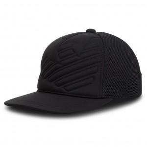 Baseball sapka BOSS - Cap 1 50245070 Black 001 - Férfi - Sapkák ... d3bc5a3d9a