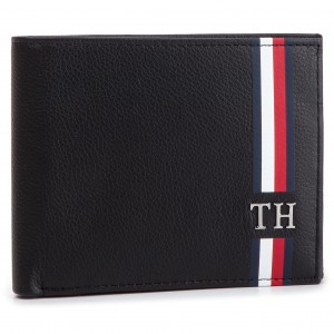 014e052032 Nagy férfi pénztárca TOMMY HILFIGER Th Corporate Extra CC And Coin  AM0AM04558 002