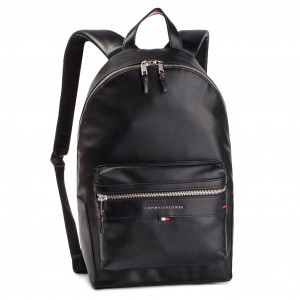 Hátizsák TOMMY HILFIGER - Elevated Backpack Novelty AM0AM04418 002 133ce177a9