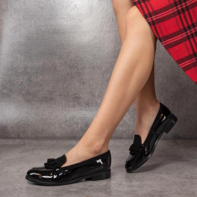 Lords KARINO - 2484/090-P Fekete - Lords cipők