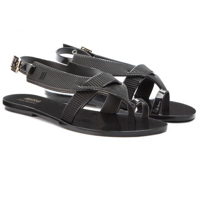 Szandál MELISSA - Girl Sandal + Jason Wu 32321 Black 01003 - Hétköznapi szandálok - Szandálok - Papucsok és szandálok