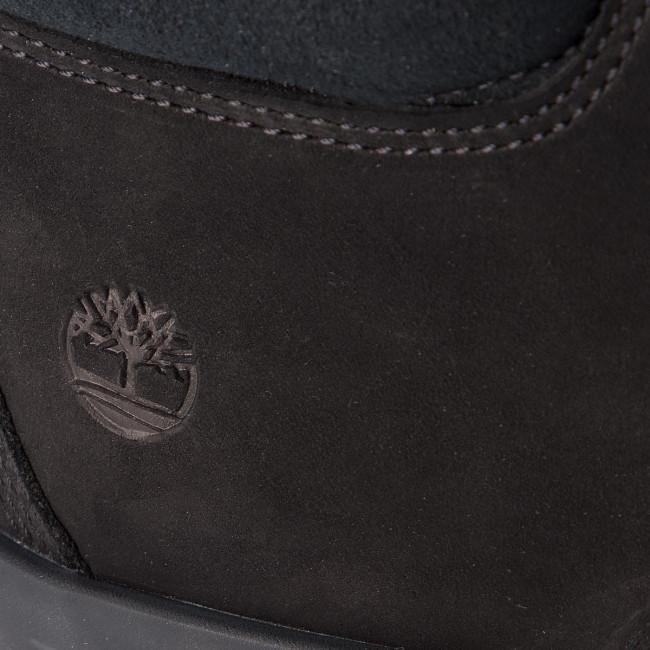 Magasított cipő TIMBERLAND - Dausette Low Chukka A1R35/TB0A1R350011 Black - Bokacsizmák - Csizmák és egyebek