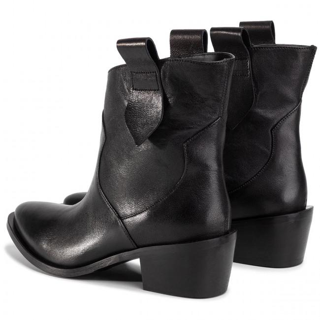 Magasított cipő GINO ROSSI - Saori DBI764-654-0764-9900-0 99 - Bokacsizmák - Csizmák és egyebek