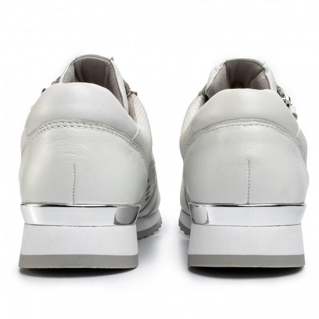 Sportcipő CAPRICE - 9-23503-24 White Comb 197 - Sneakers