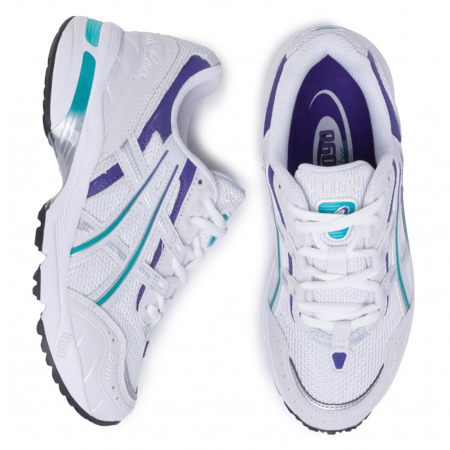 Sportcipő ASICS - Gel-1090 1022A289 White/Polar 101  - Sneakers