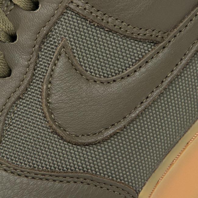 Cipő NIKE - Air Force 1 Gtx GORE-TEX CK2630 200  Medium Olive/Sequoia/Gold  - Sneakers