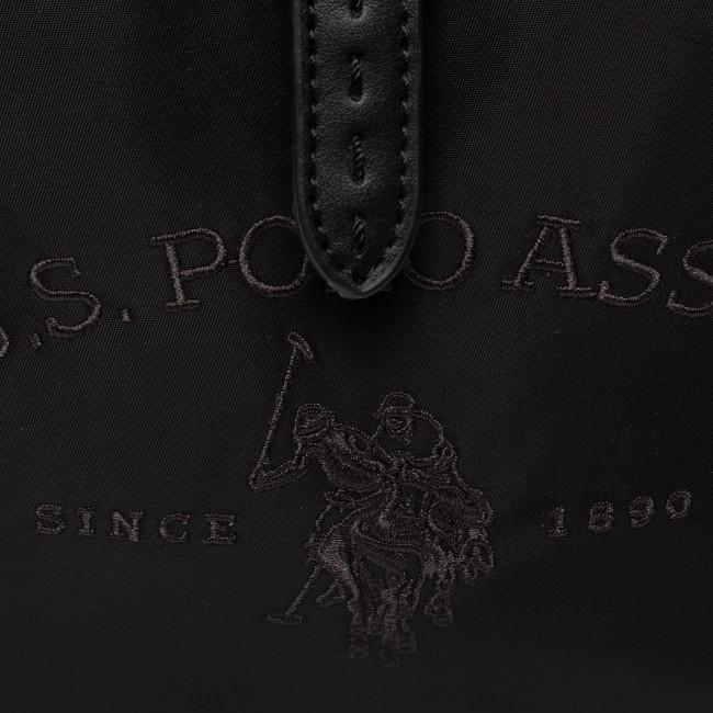 Hátizsák U.S. POLO ASSN. - Patterson Backpack Bag BEUPA2818WIP000 Black 000 - Hátizsákok - Táskák