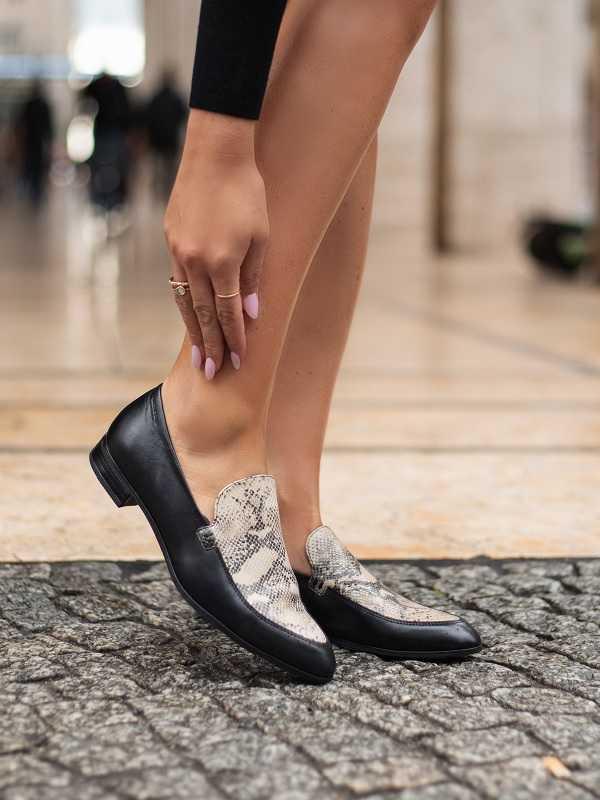 női lords cipők