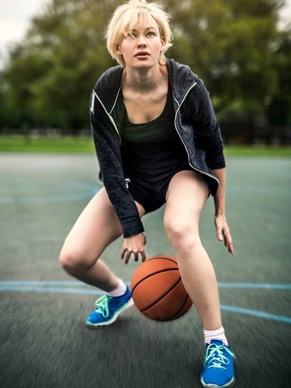 női kosarascipők