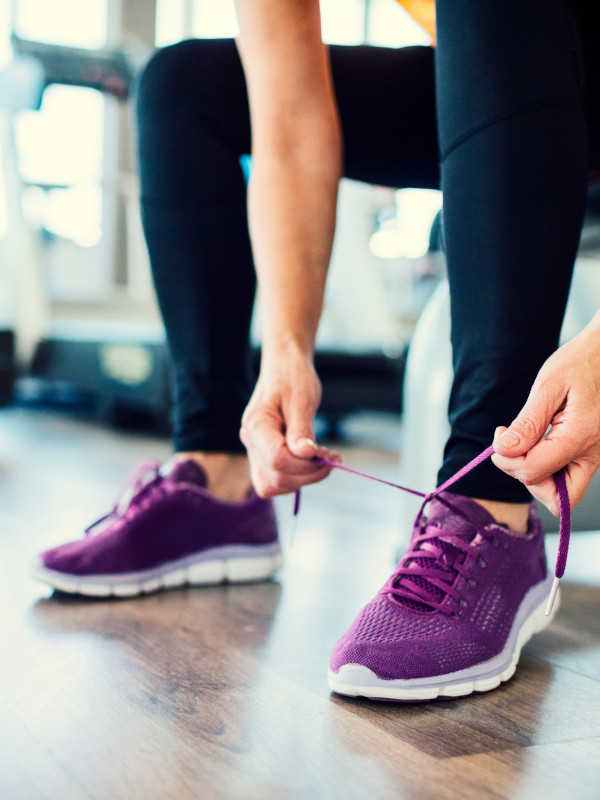 fitnesz cipők női